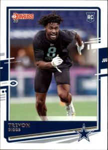 Trevon Diggs rookie card